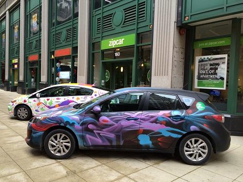 Chicago Art Car04